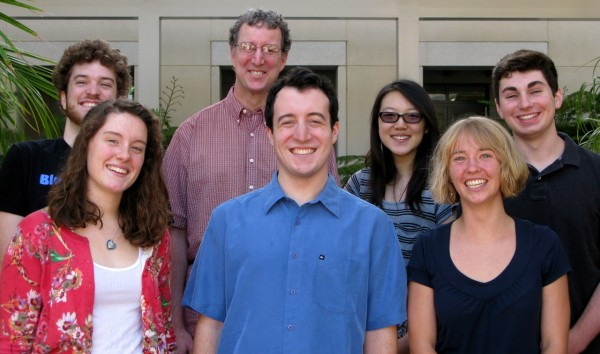 -- Student research team, Summer 2014