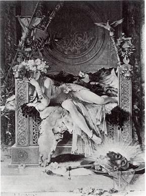 Toudouze (Salome triomphante)