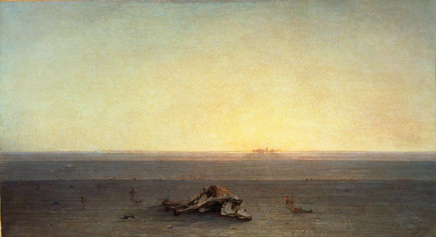 guillaumet-achille-1840-1887-dans-le-desert